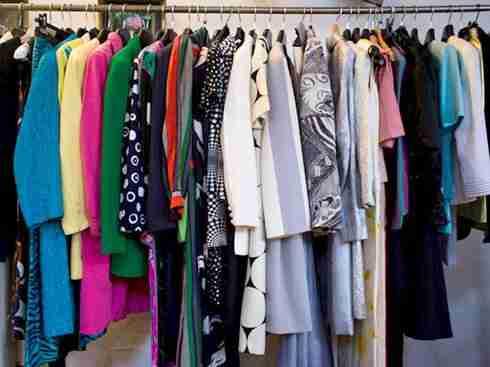 Чтобы выглядеть хорошо – нужна одежда