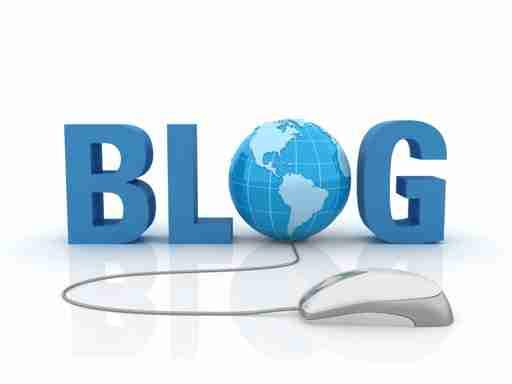 Интернет блог