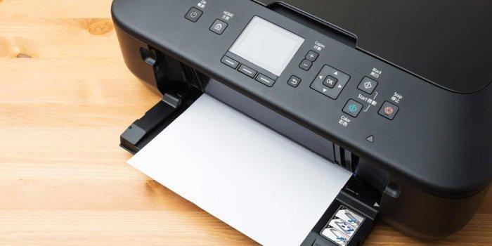 Распечатка на принтере в общежитии