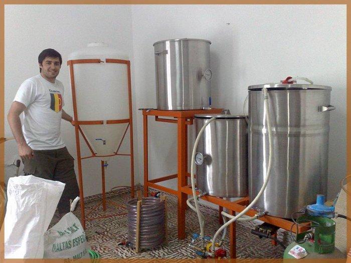 Оборудования для пивоварения в домашних условиях