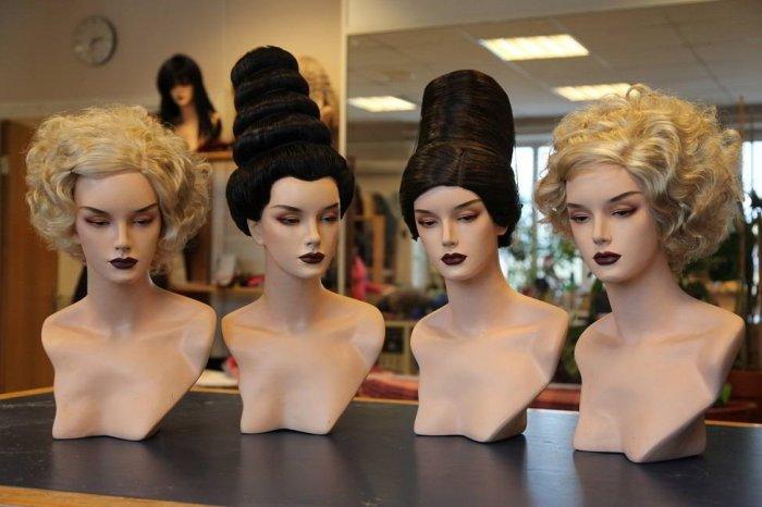 Изготовление париков – хобби
