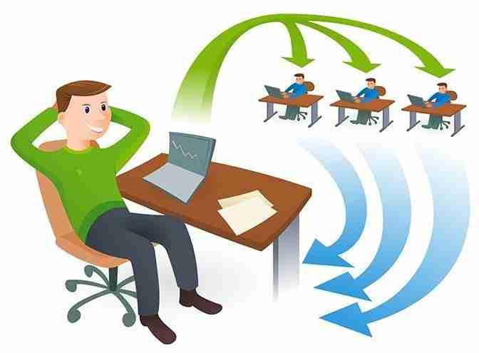 Заработок на партнерских программах и рефералах