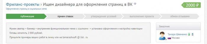 Заработок Вконтакте на группах и сообществах