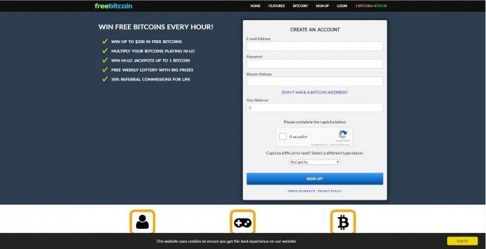 Сайт для заработка биткоинов