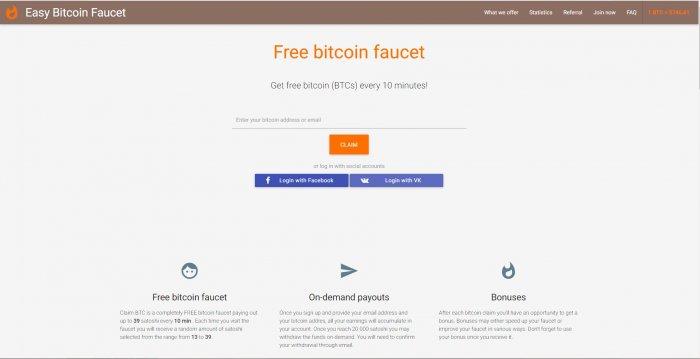 easybitcoinfaucet.com