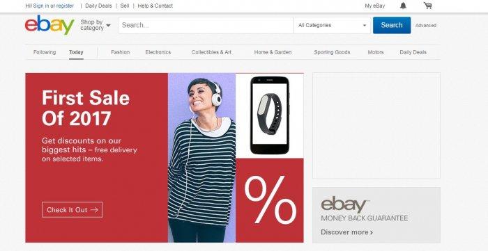 С чего начать зарабатывать на eBay