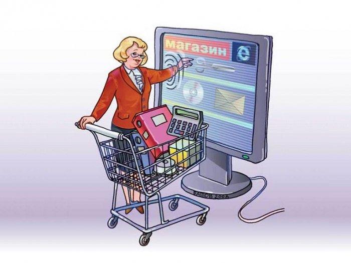 Заработать в интернет магазине