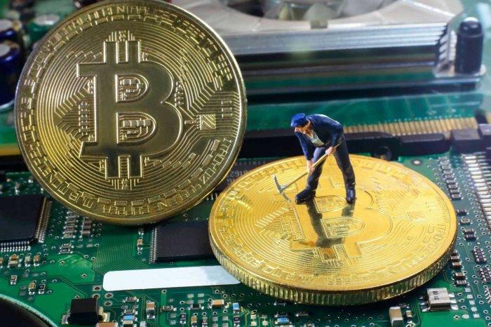 Майнинг биткоинов без вложений на автомате