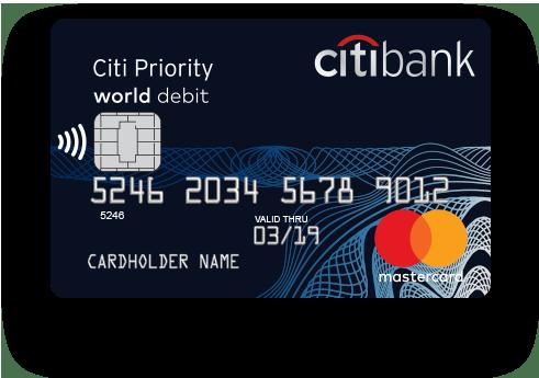Вклад «Для новых клиентов Citi Priority» от Ситибанка