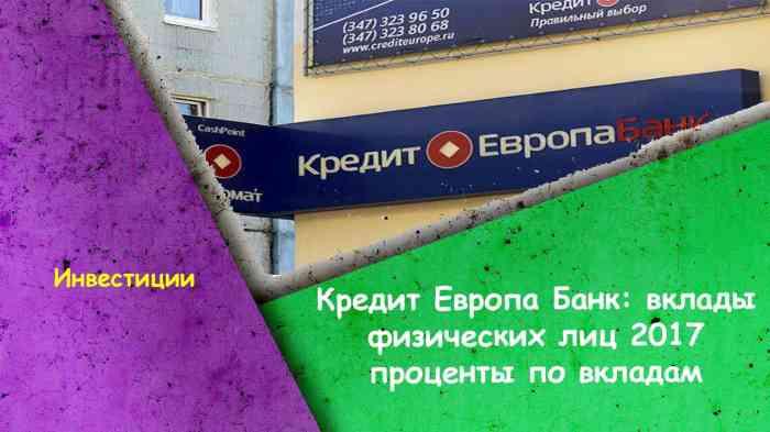 Альфа банк депозиты в 2017 году сознание