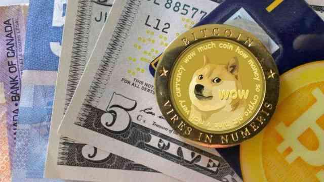 Заработать dogecoin на автомате с накопительными кранами