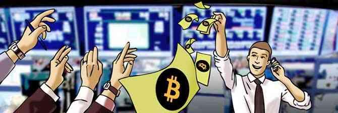 Торги на биржах криптовалют
