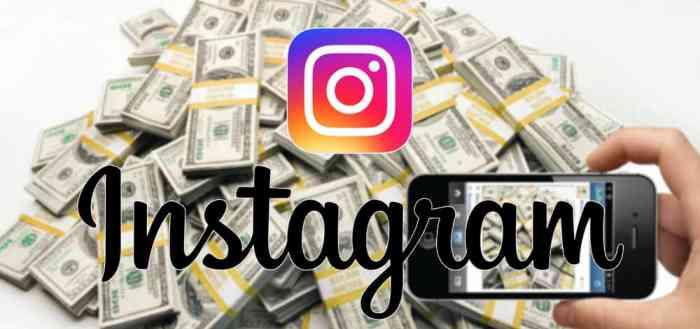Сколько можно зарабатывать в Инстаграме на рекламе