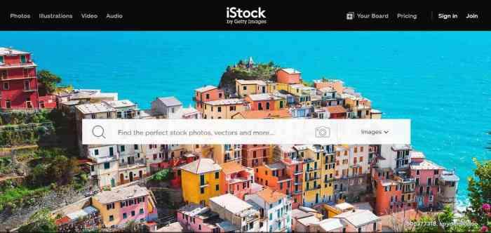 Фотобанк iStockphoto