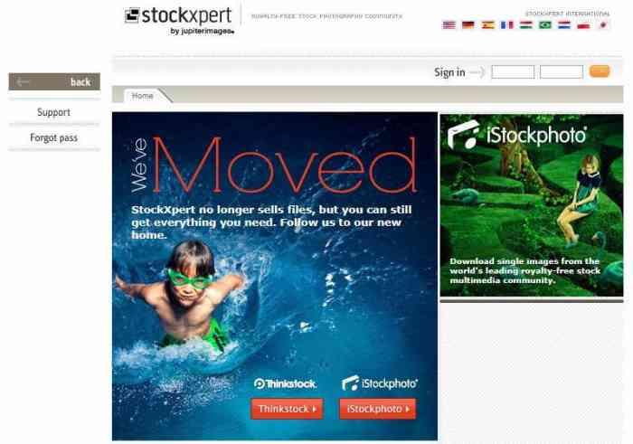 Фотобанк Stockxpert
