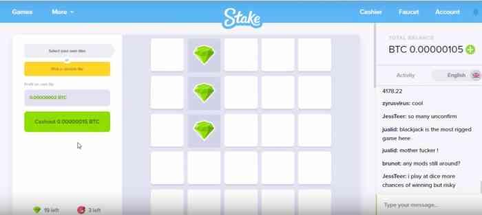 Популярный проект Stake