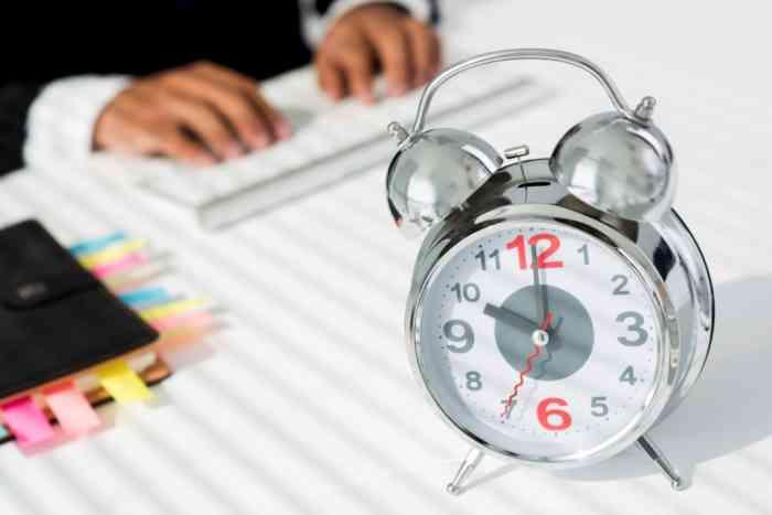 Правильно распределить свое рабочее время