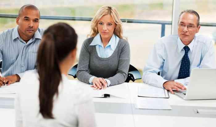 Стресс-интервью при приёме на работу