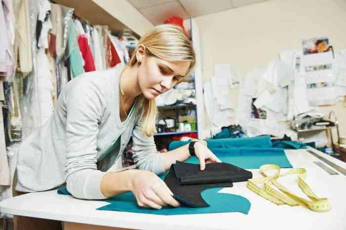 Бизнес на кройке и шитье