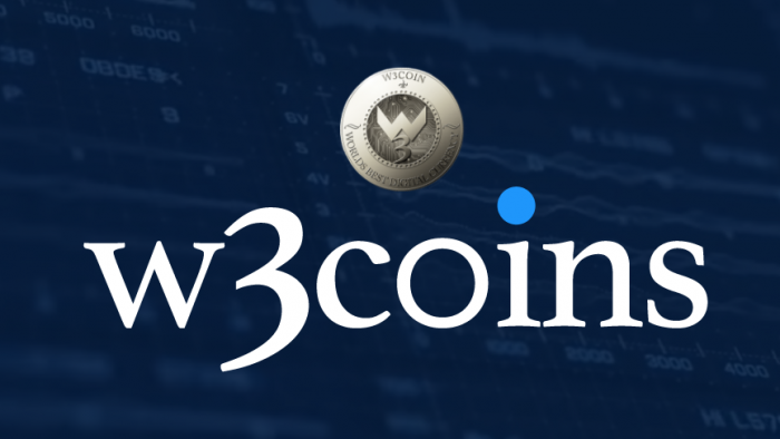 Криптовалюта W3coin