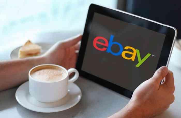 Работа на аукционе eВay
