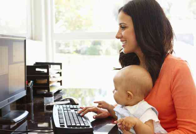 Заработок для молодых мам в декрете