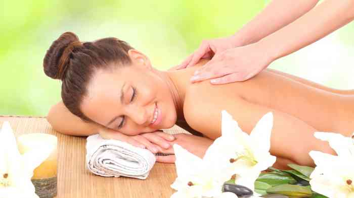 Антистрессовый массаж вдомашних условиях