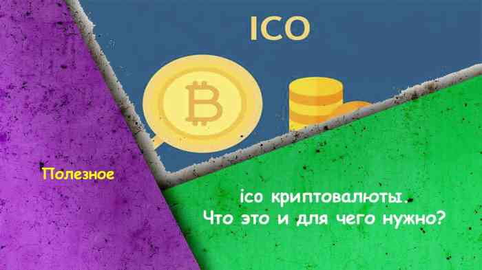 ico криптовалюты. Что это и для чего нужно