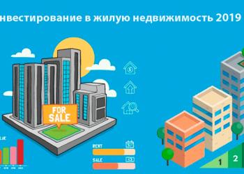 Инвестирование в жилую недвижимость 2019