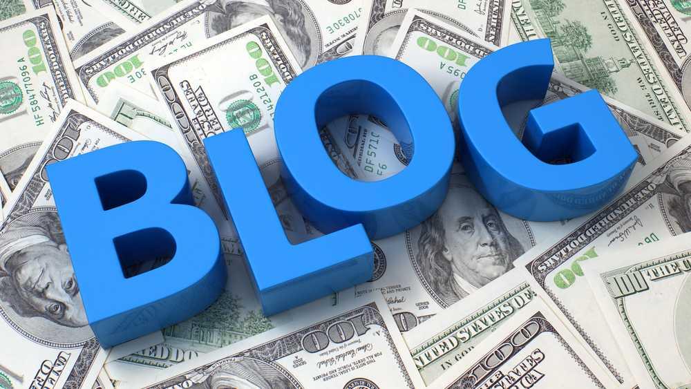 ТОП-5 способов заработка на блоге